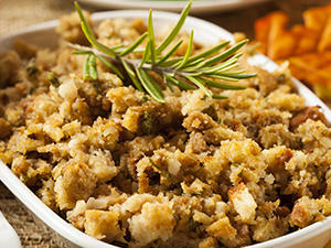 Hearty Side: Stuffing