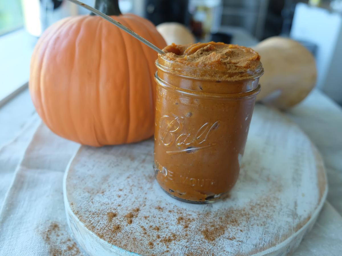 1610w Pumpkin Butter