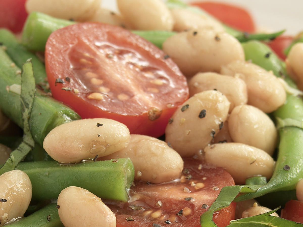 BUSH'S® Red, White & Beans Salad [Ad]