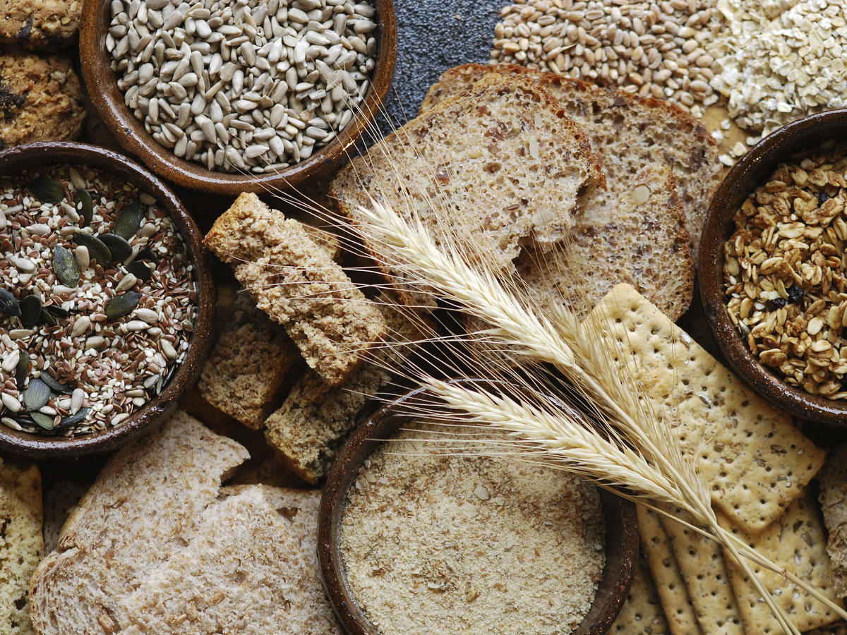 Healthy Whole Grain Foods