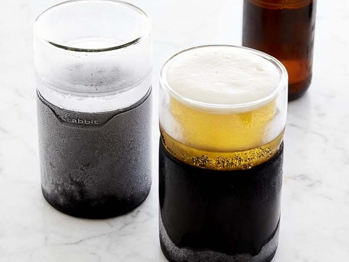 Freezable Beer Glasses