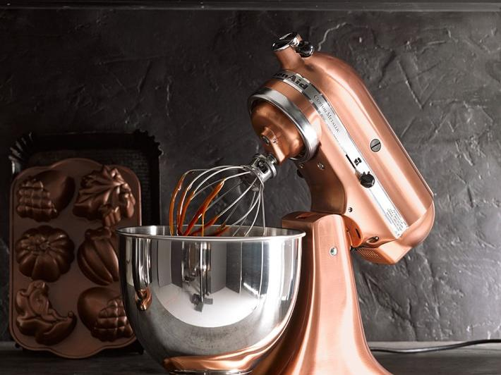 Kitchenaid Mixer on Counter