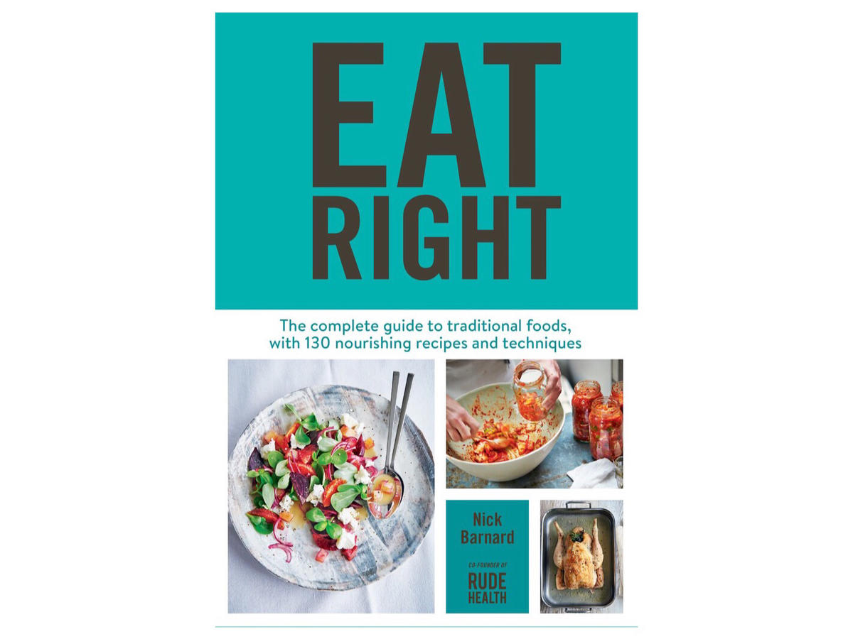 Eat Right Cookbook