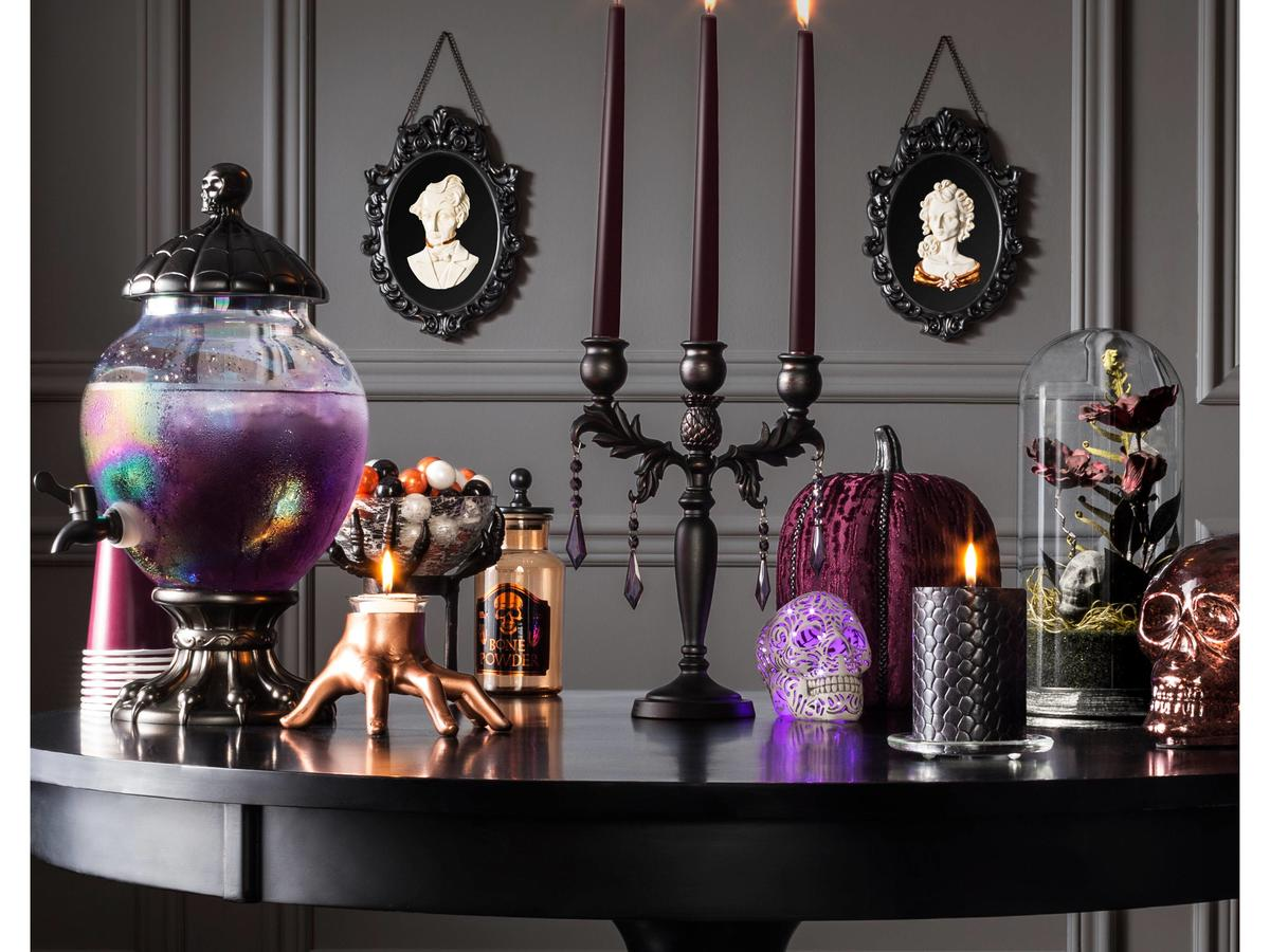 1708w- Halloween Beverage Dispenser