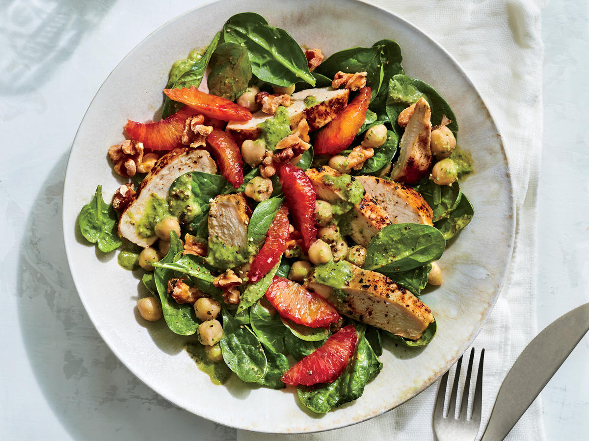 15 Tasty, Uncomplicated High-Protein Lunches