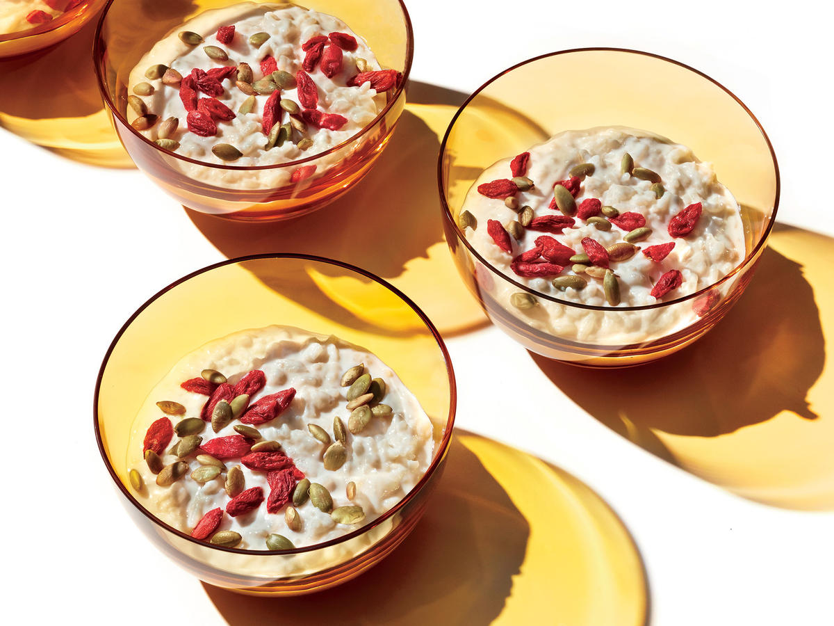 Easy Jasmine Rice Pudding