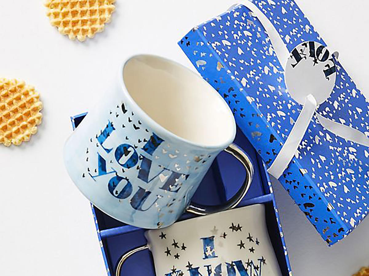 perfectly paired mug gift set