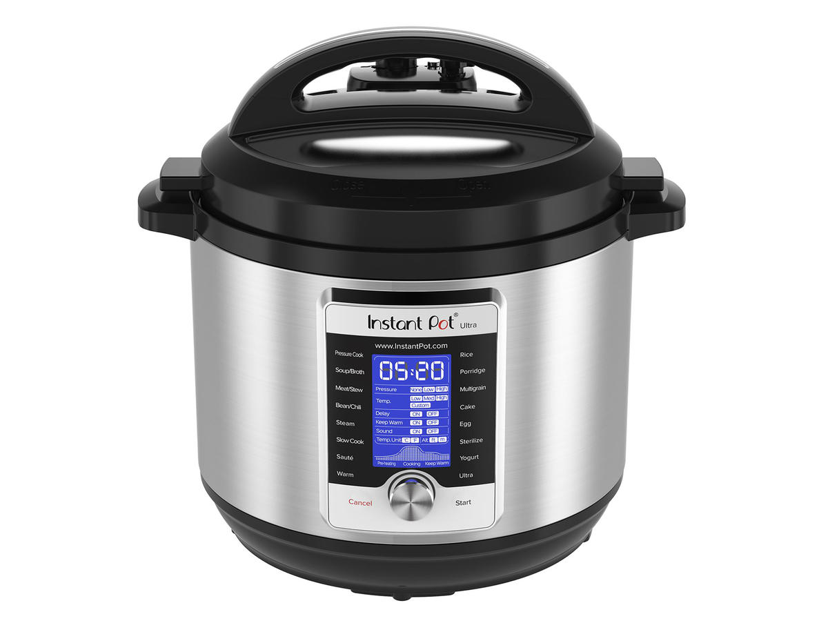 UPDATE: The New Instant Pot Max's Best Upgrade Is This Special Touch Screen