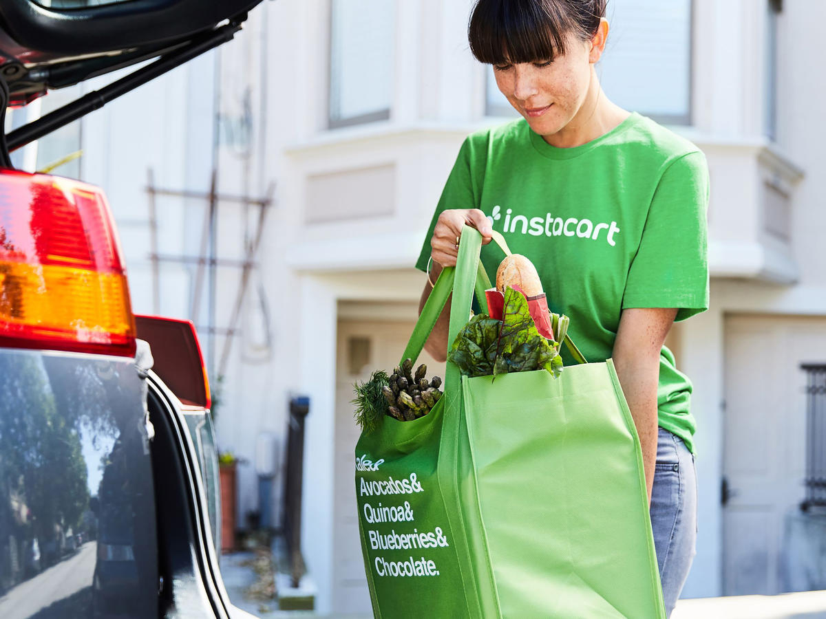 Here Are All the Ways You Can Get Groceries Delivered, Wherever You