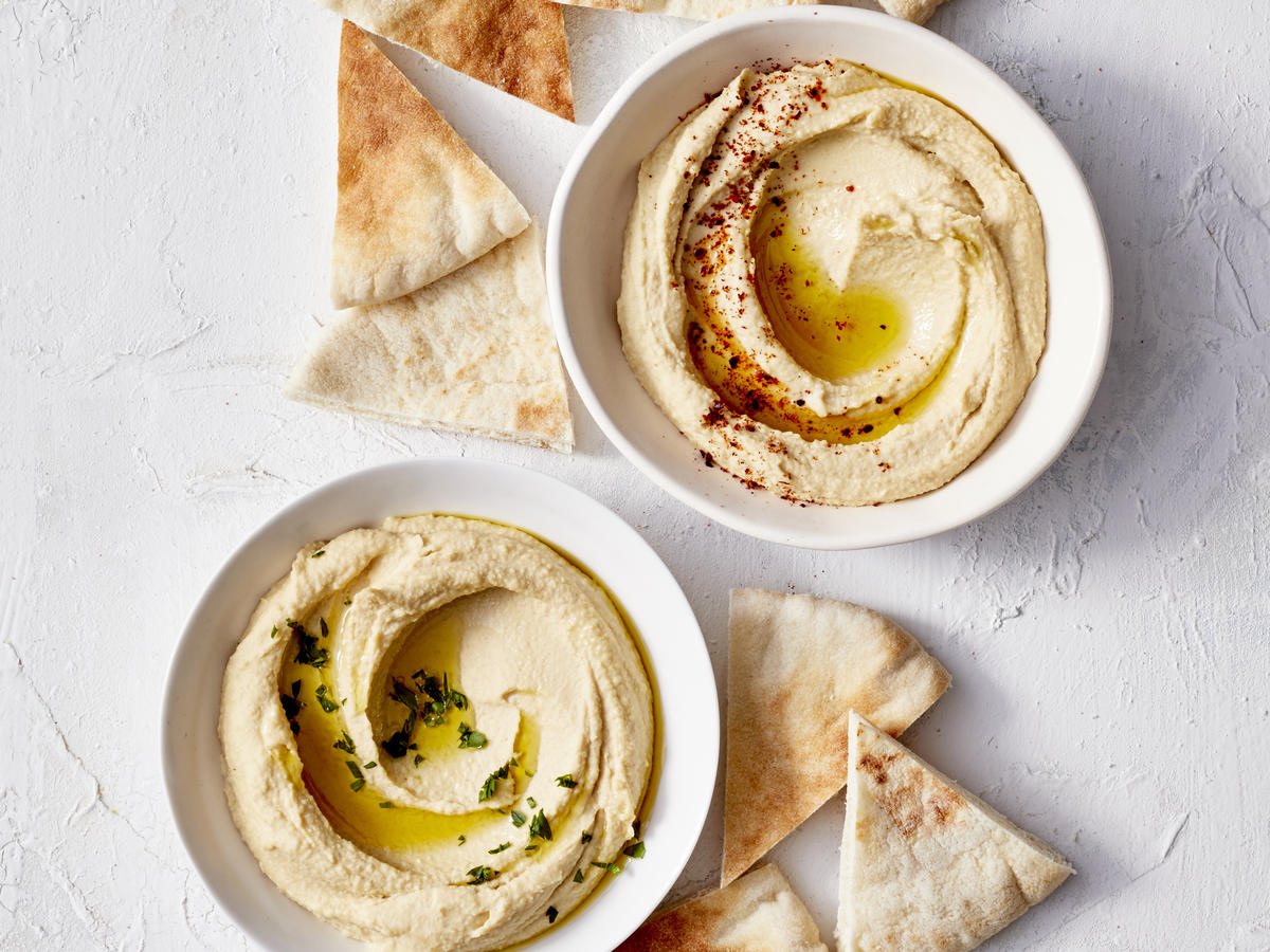 I Asked a Chef How to Make Better Hummus—and Got 8 Game-Changing Tips