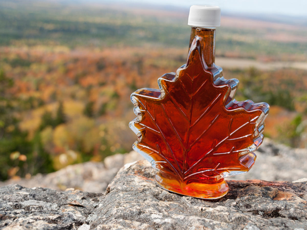 1805w Maple Syrup