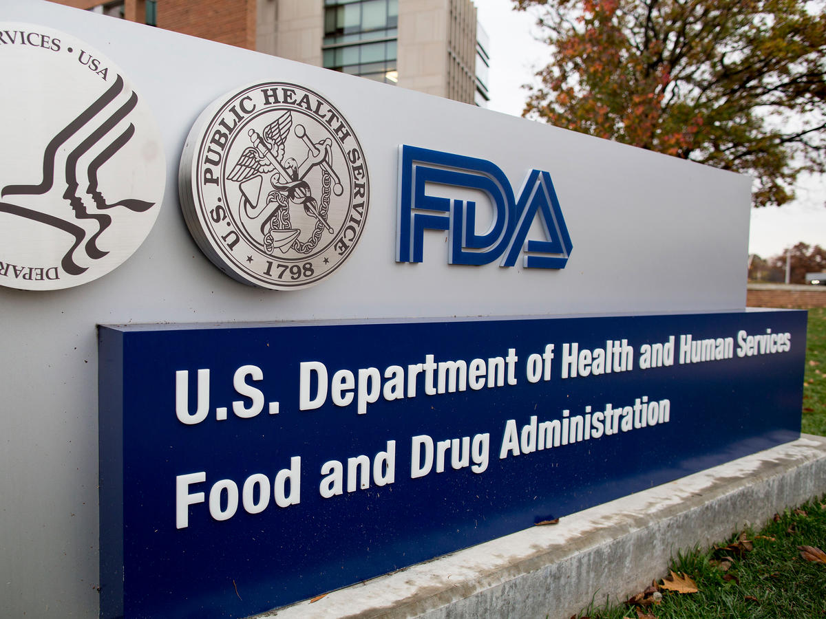 1807w Food and Drug Administration