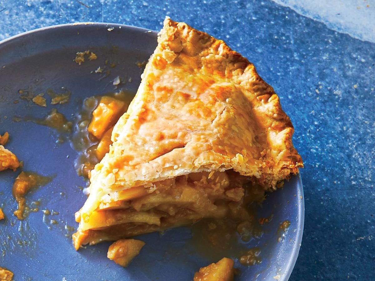 Triple-Apple Pie