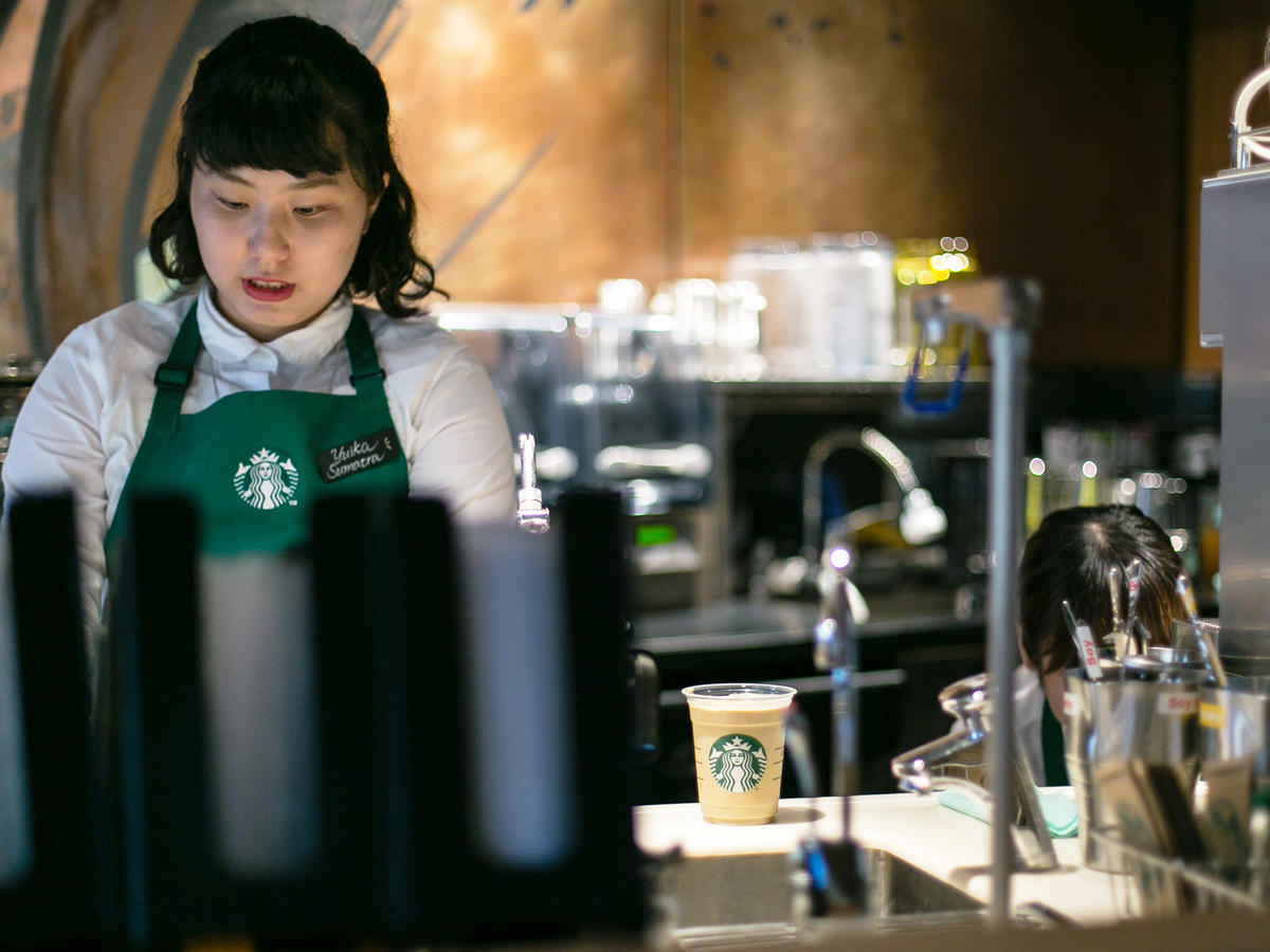 Starbucks Now Offers Employees The Chance to Go to College forFree