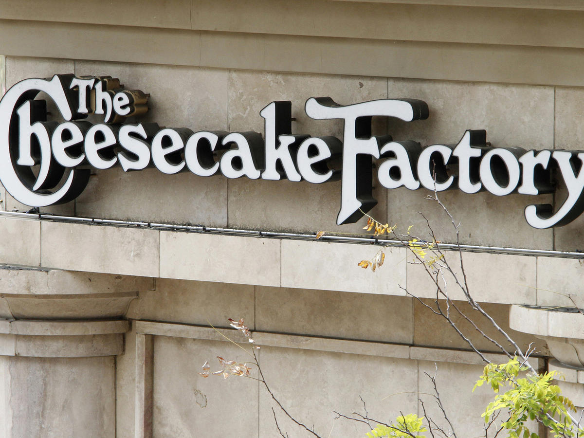 The Cheesecake Factory EVERGREEN
