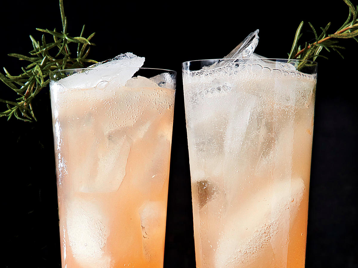Grapefruit Gin and Tonic