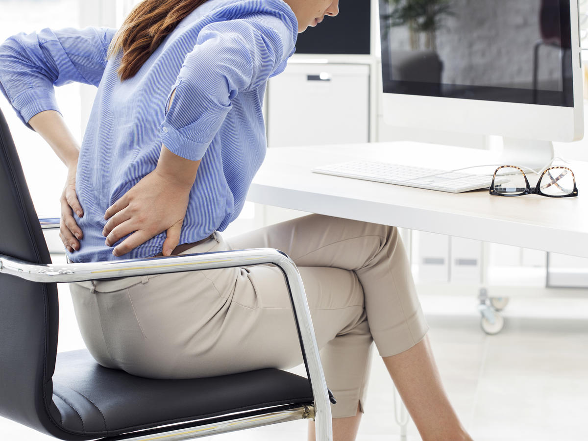 """Dead Butt"" Syndrome Is One More Reason You Shouldn't Sit All Day"