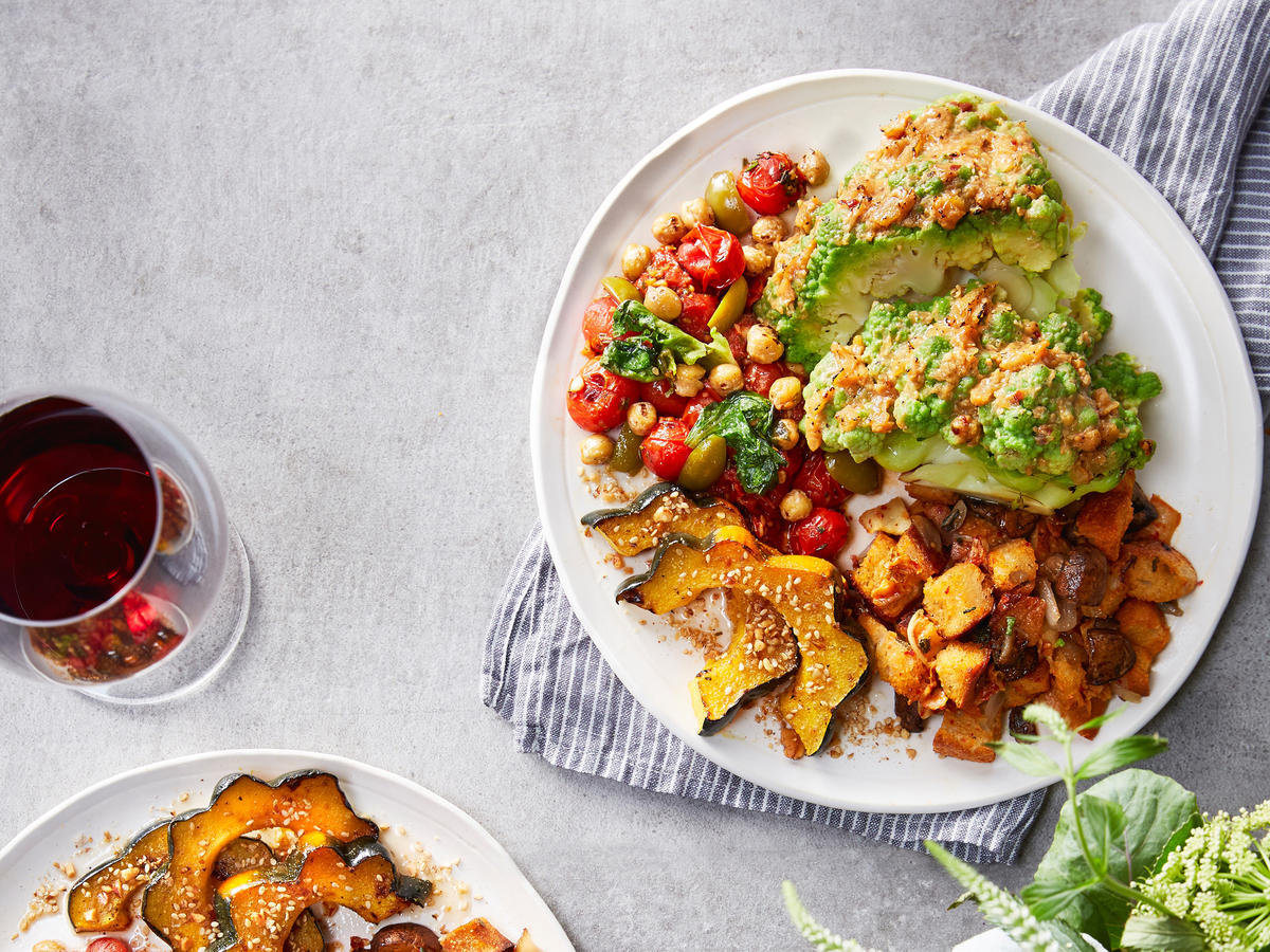 Whole Foods Has Vegan Holiday Meals This Year—Here's What to Order
