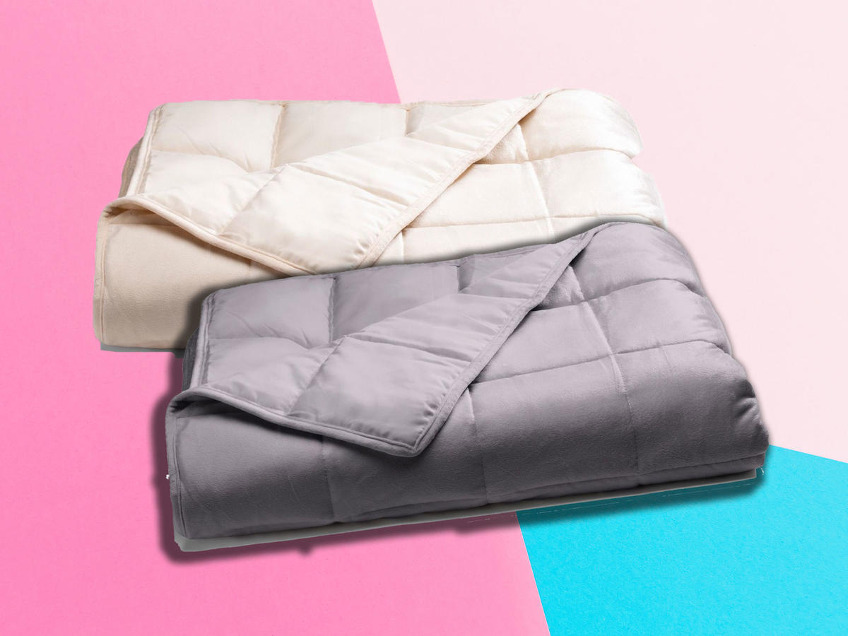 target is now selling affordable weighted blankets cooking light. Black Bedroom Furniture Sets. Home Design Ideas