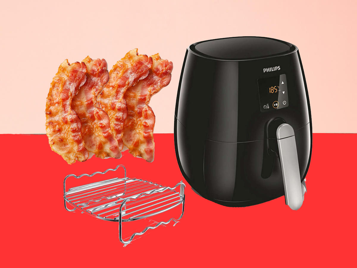 Can You Cook Bacon In An Air Fryer Cooking Light