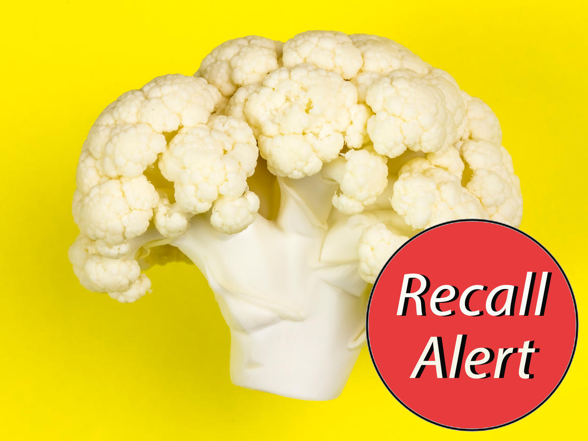 """E. coli Recall Expands """"Out of Caution"""" to Include Cauliflower and Even More Lettuce"""