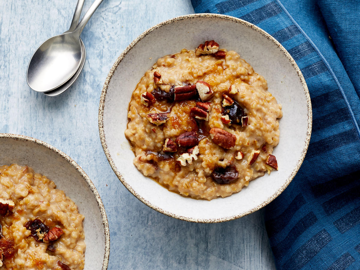 The Only Instant Pot Steel Cut Oats Recipe You'll Ever Need
