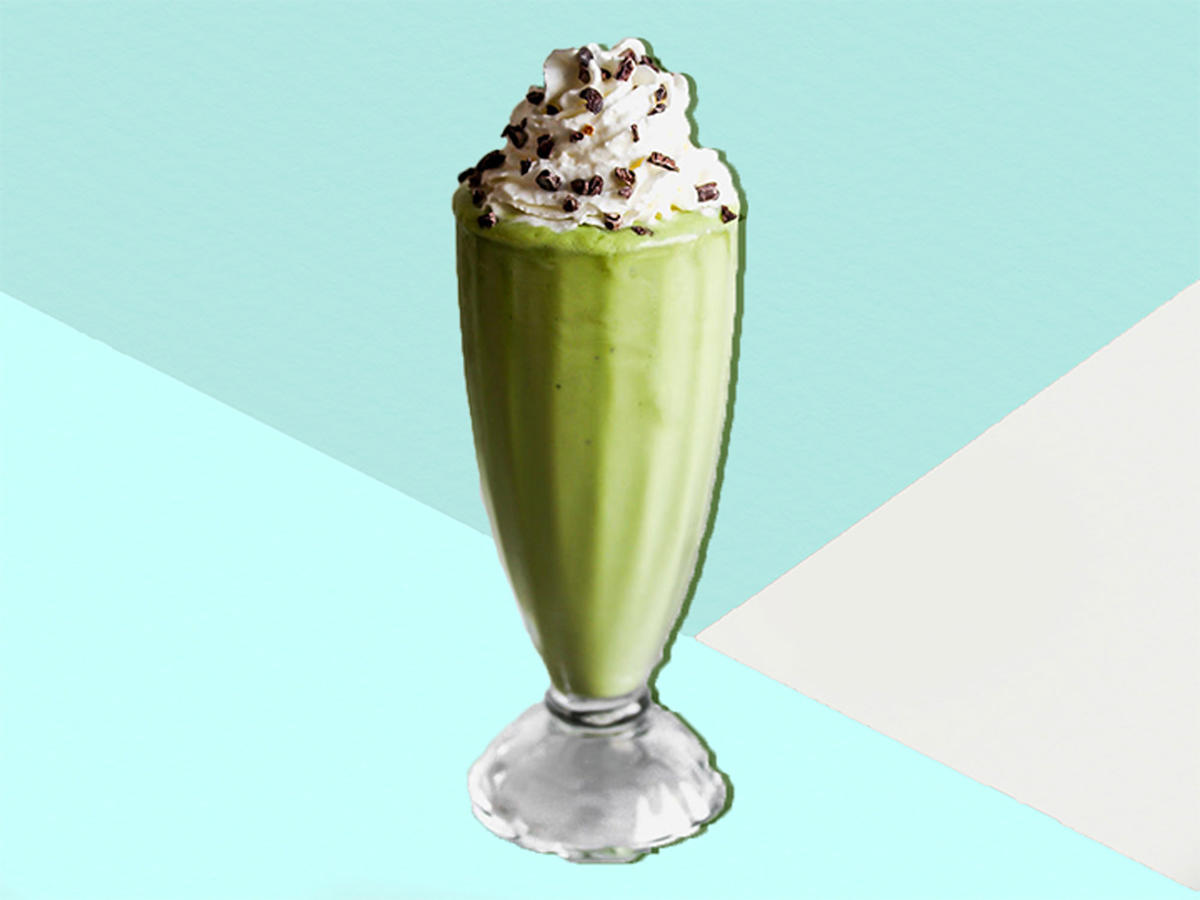 We Made the McDonald's Shamrock Shake Way Healthier
