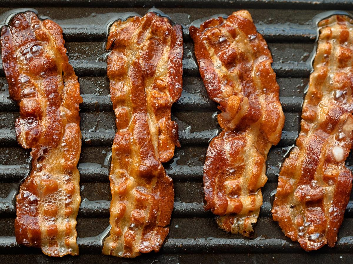 Scientists have developed a lower fat pig to make healthier bacon