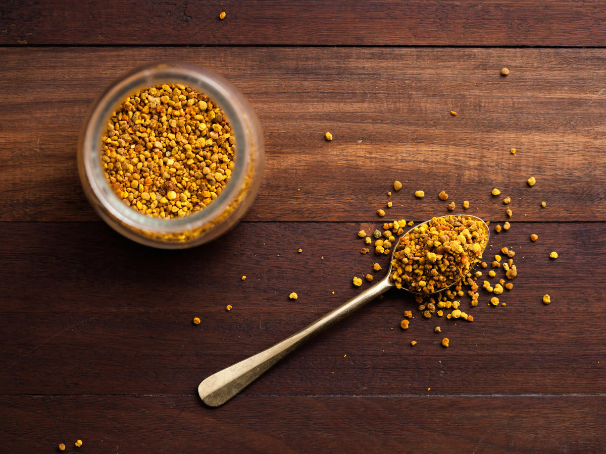 What Is Bee Pollen?