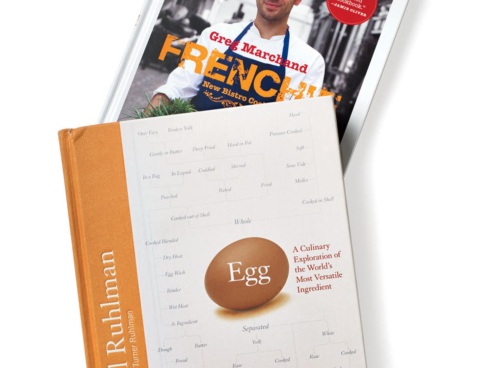 Egg and Frenchie
