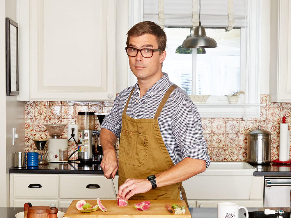At Home with Hugh Acheson
