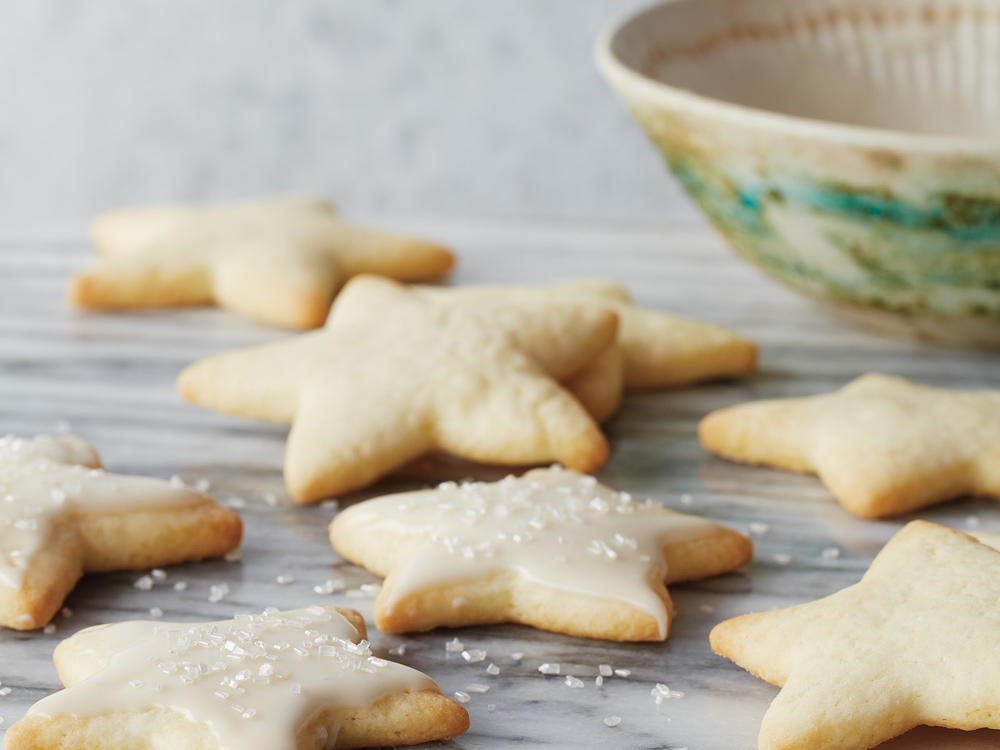 Roll-Out Holiday Cookies