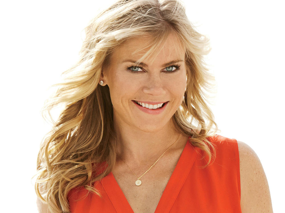 Alison Sweeney's Gym Bag Must-Haves