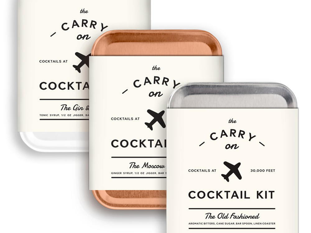 Carry On Cocktail Kit