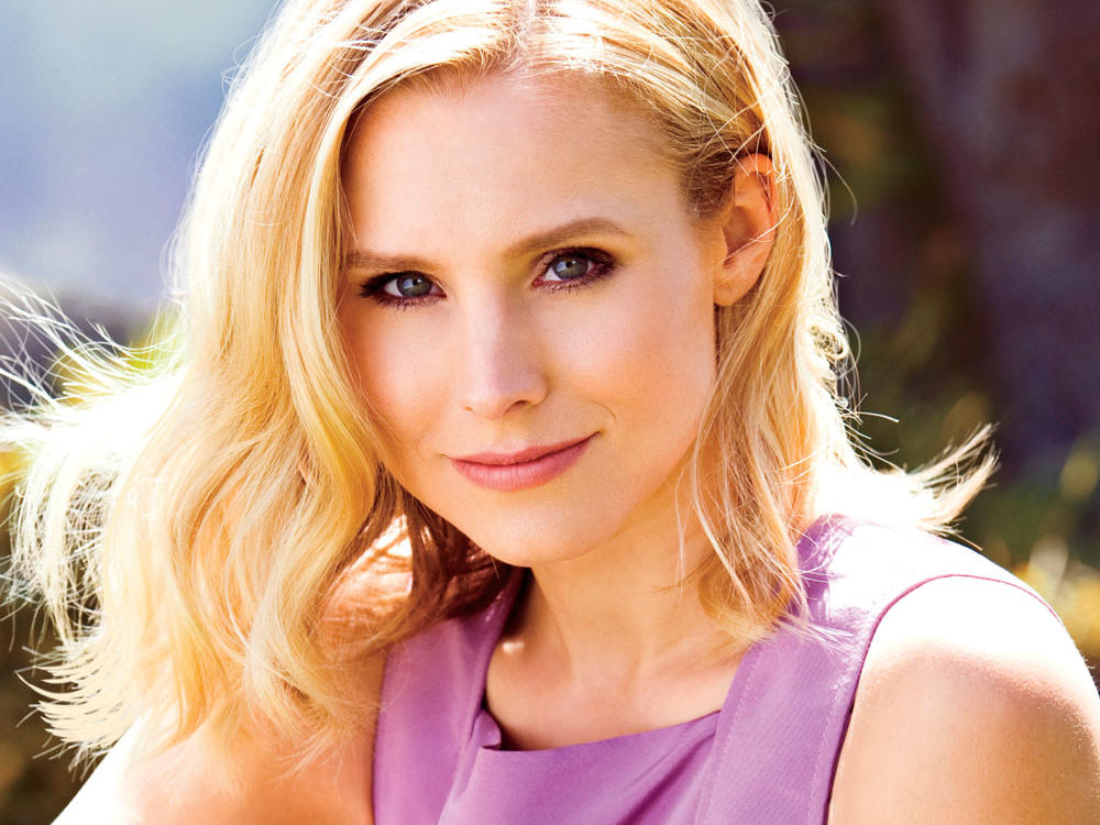 What's in Your Bag, Kristen Bell?