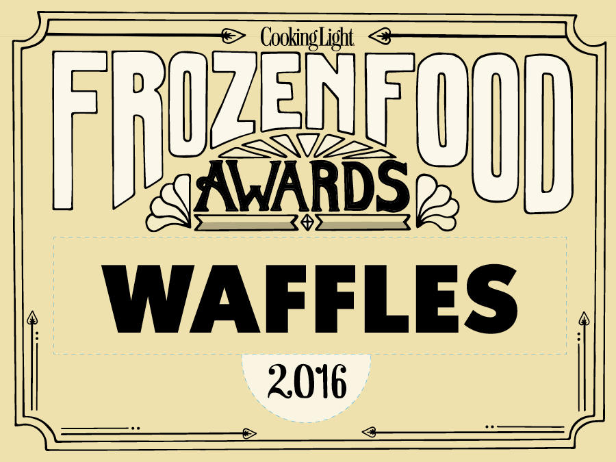 Frozen Food Awards Waffles