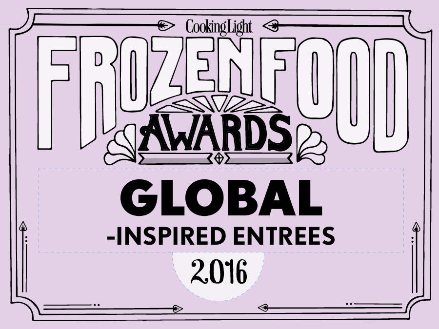 Frozen Food Awards Global Inspired