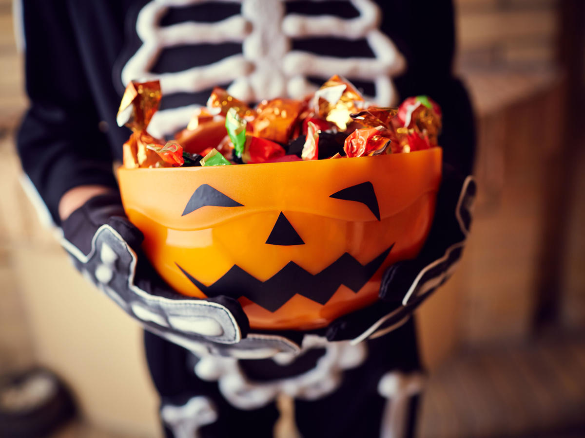 how to enjoy halloween if you're avoiding sugar (yes, really