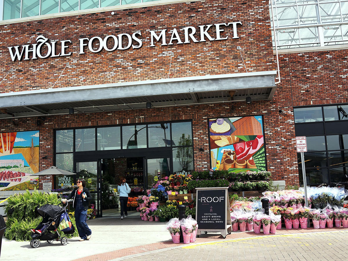 Whole Foods Market Rewards Program