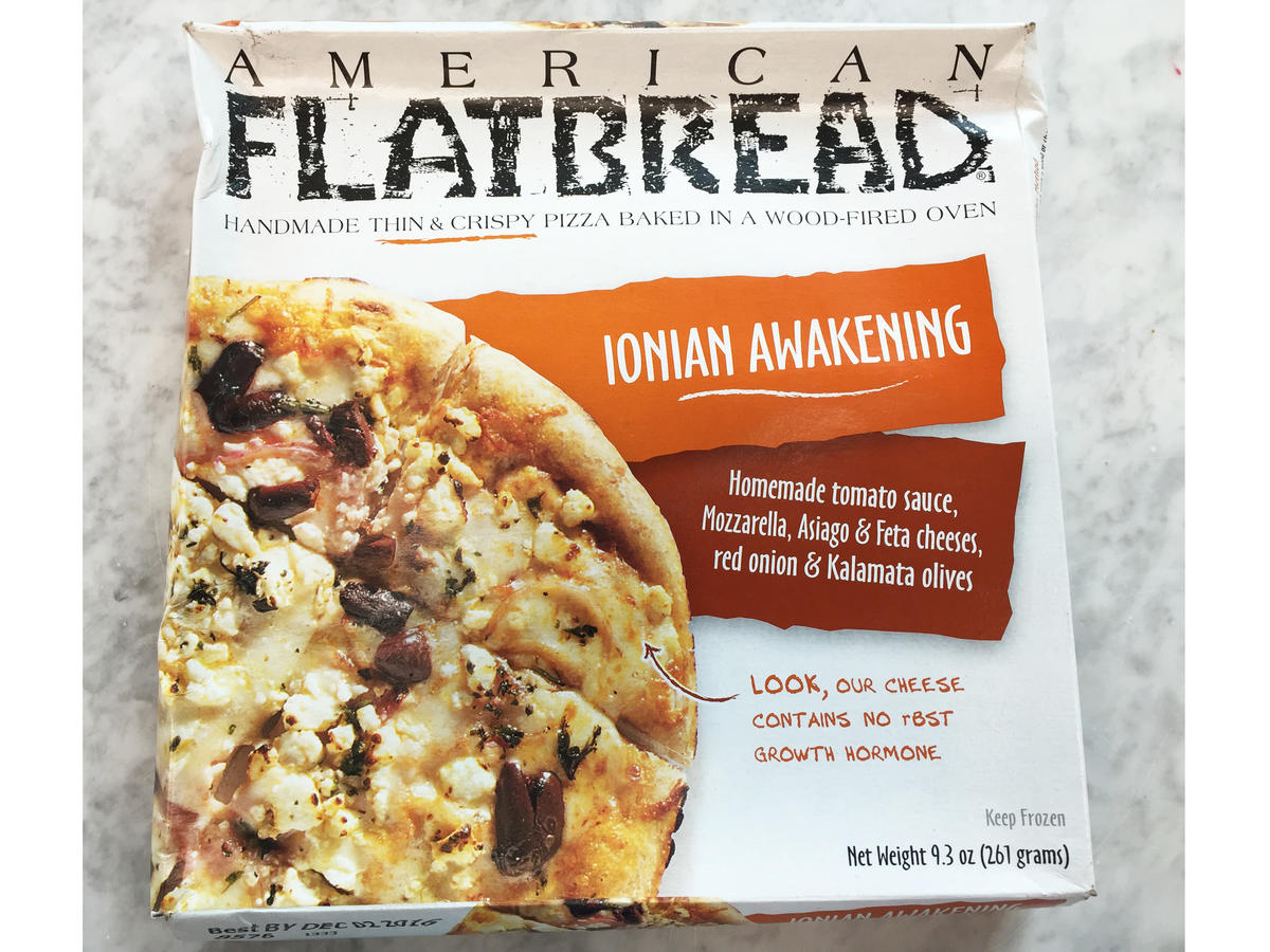 American Flatbread Ionian Awakening Pizza Frozen Food