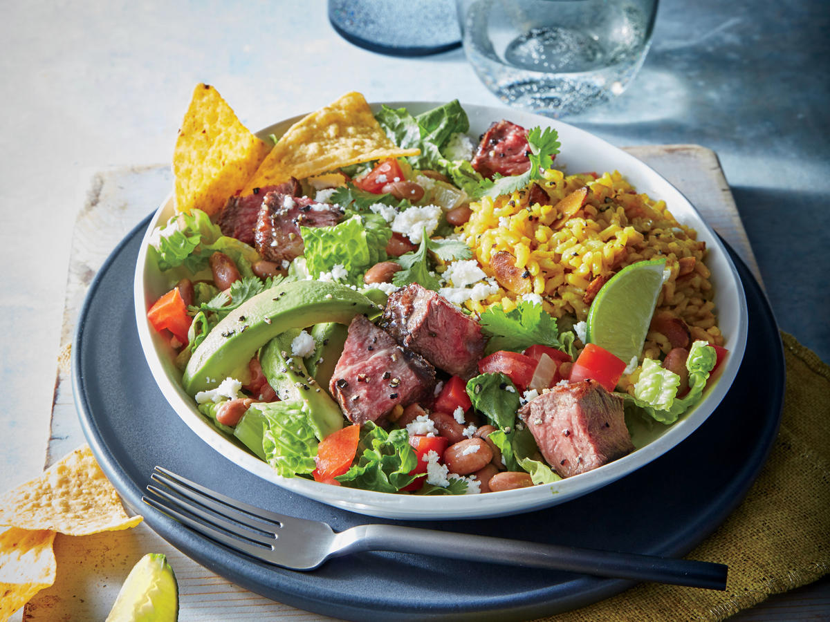 Tasty Carne Asada Fries Recipe with Mexican Style Steaks