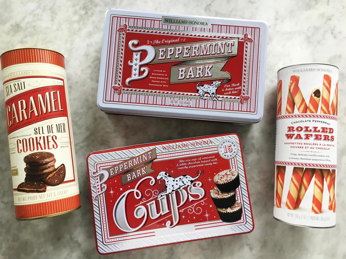 Williams-Sonoma Last Minute Food Holiday Gifts