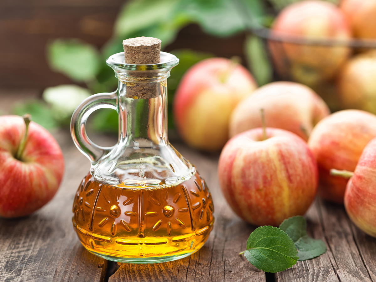 How Apple Cider Vinegar May Help With Weight Loss