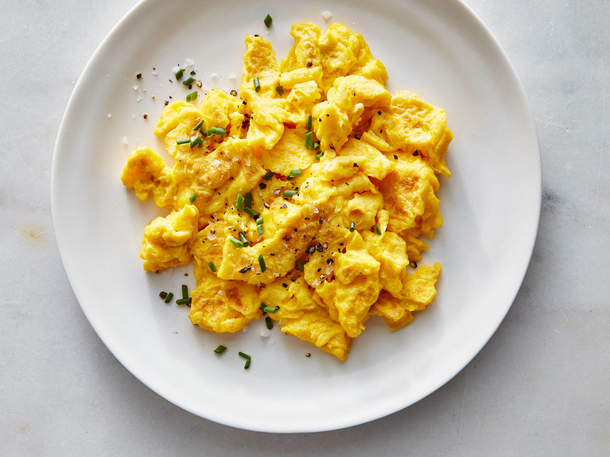 Are Scrambled Eggs A Good Diet Food