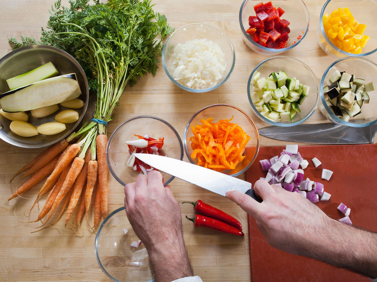 Cooking Vegetables Takes More Creativity—And That's a Good Thing