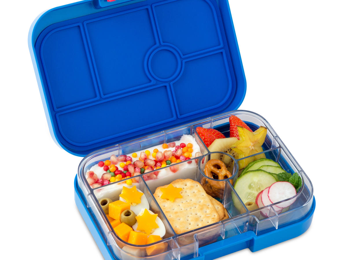 This Lunchbox Will Help Teach Your Kids to Eat Healthier, Balanced Meals