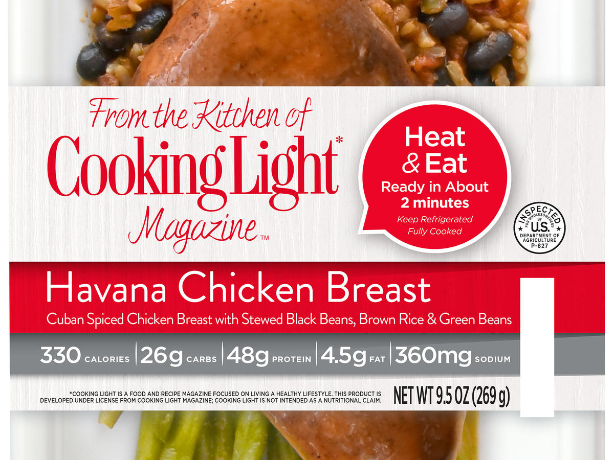 Perfect Fit Meals Havana Chicken Breast