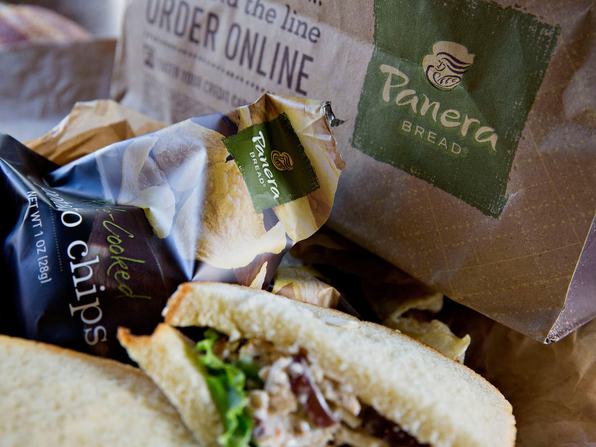 Panera Bread Meal