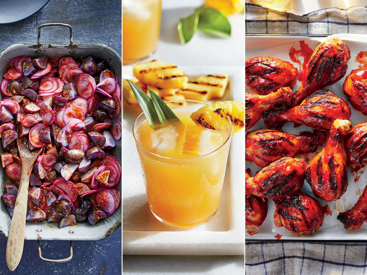 Ultimate 4th of July BBQ Menu