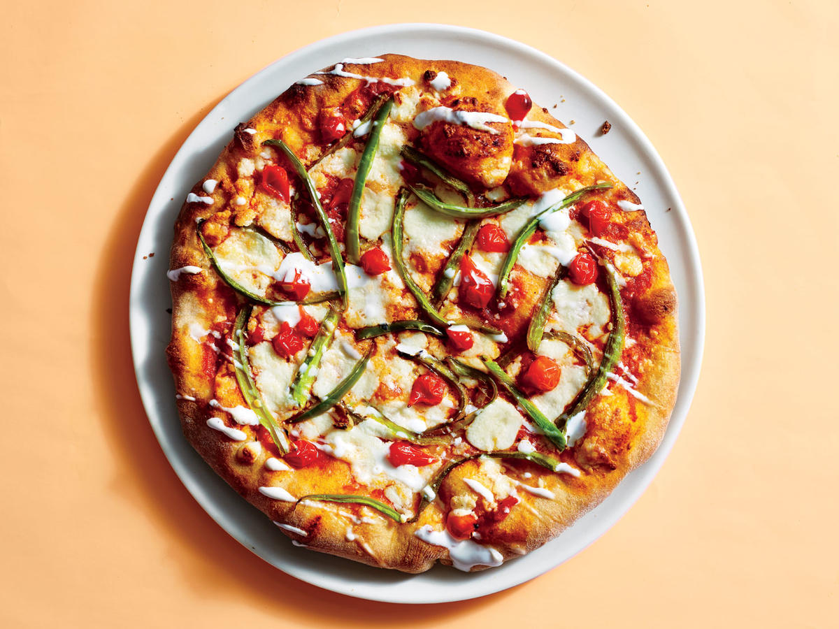 Pepper-Only Pizza